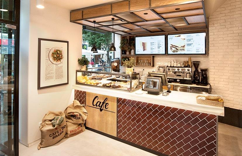 Fotografía de interiores para restaurantes