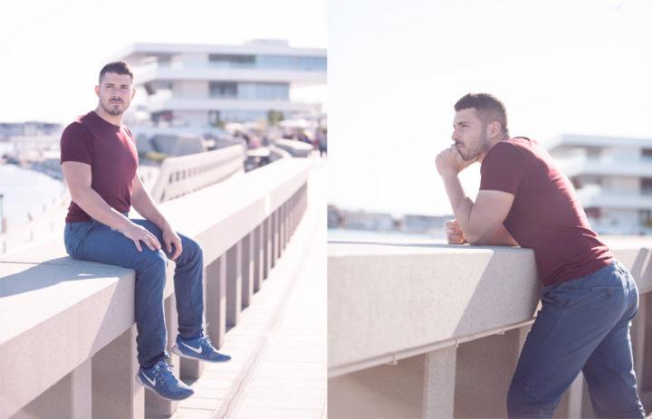 Instagram Entrena Sergio Peinado
