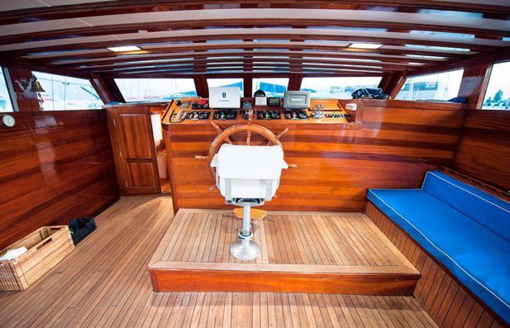 fotografía barco lujo Valencia