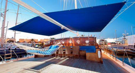 fotografia embarcaciones de lujo Valencia