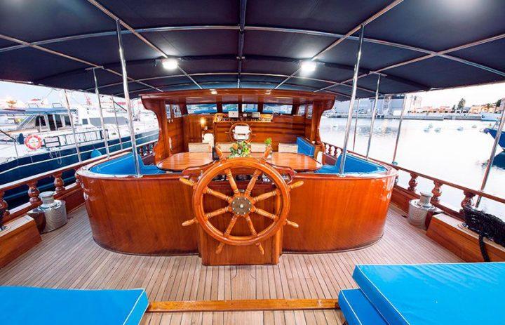 fotografía embarcaciones de lujo en Valencia
