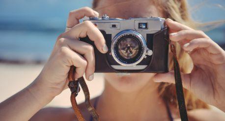 reportaje fotografico en vacaciones