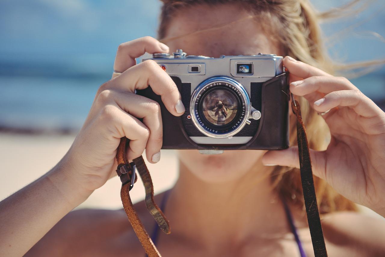 Reportaje fotográfico en vacaciones