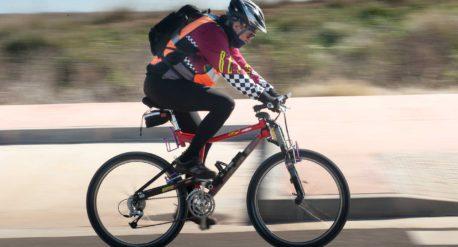 Fotografía en Valencia el día de la Bicicleta