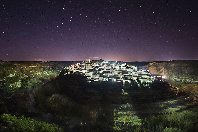 Fotografía nocturna Valencia