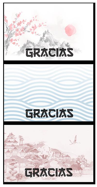 tarjetas de agradecimiento de boda en Valencia