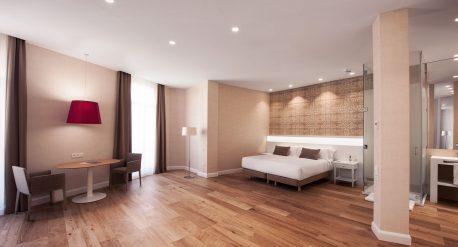 fotografía para hoteles Melia Plaza Valencia