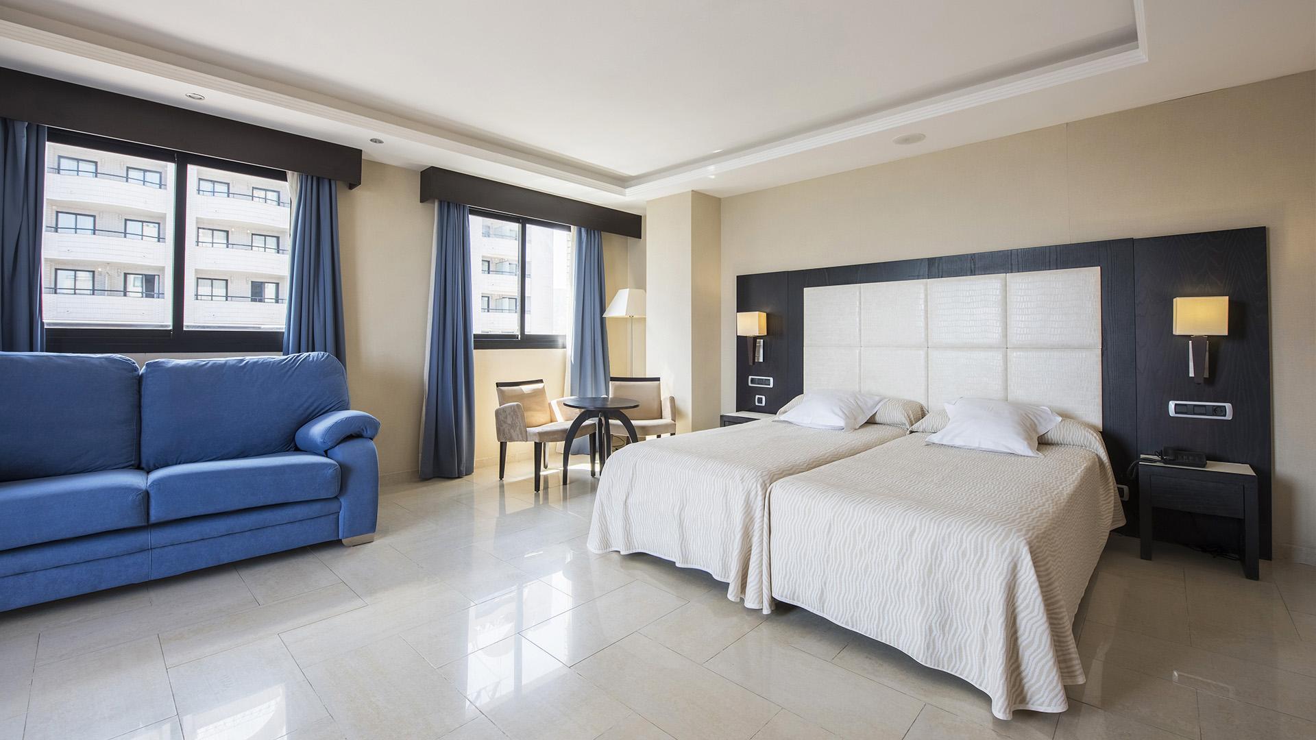 fotografía para hoteles Marina d'Or