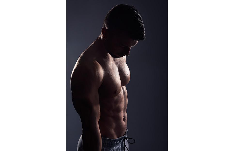 Carlos Sarrión, fotografía fitness Valencia