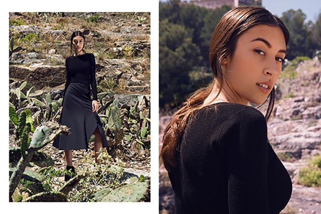 Fotografía editorial de moda