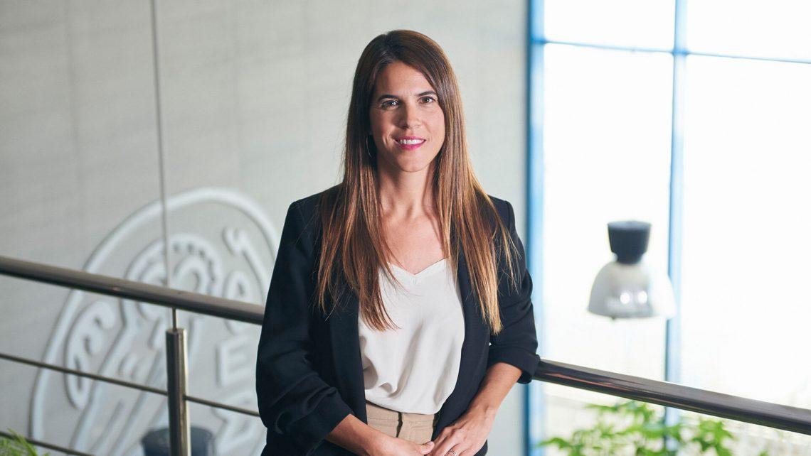 Lorena Ibañez, Directora Zona Cataluña, Levante y Baleares Grupo EULEN