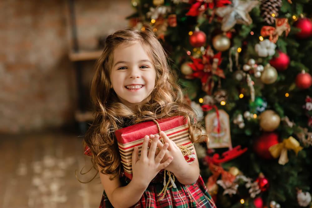 Sesión de fotos Navidad para niños Valencia