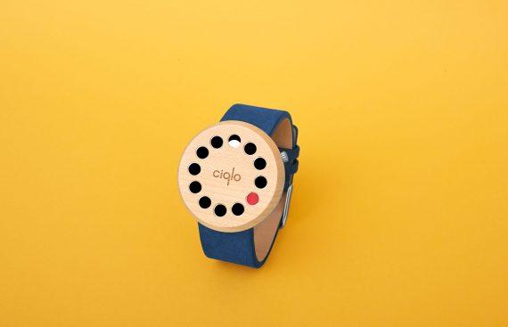 Campaña publicitaria fotografía Ciqlo Watches