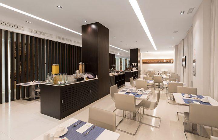 Exe Hotels Puerto Sagunto restaurante