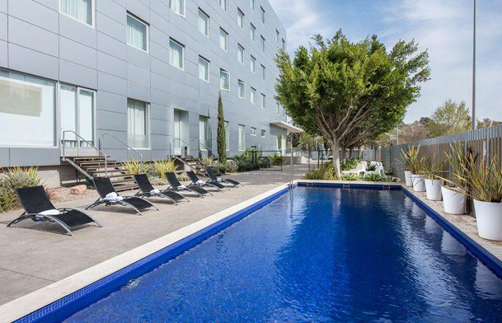 fotografia exterior de hoteles eurostars company