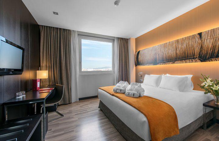 fotografia habitaciones para hoteles eurostars company