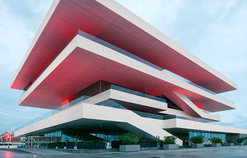 fotografía arquitectónica exteriores
