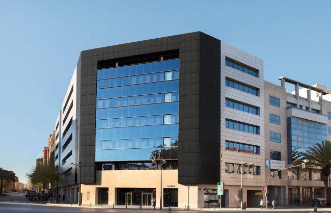 Edificio Mediterráneo CBRE