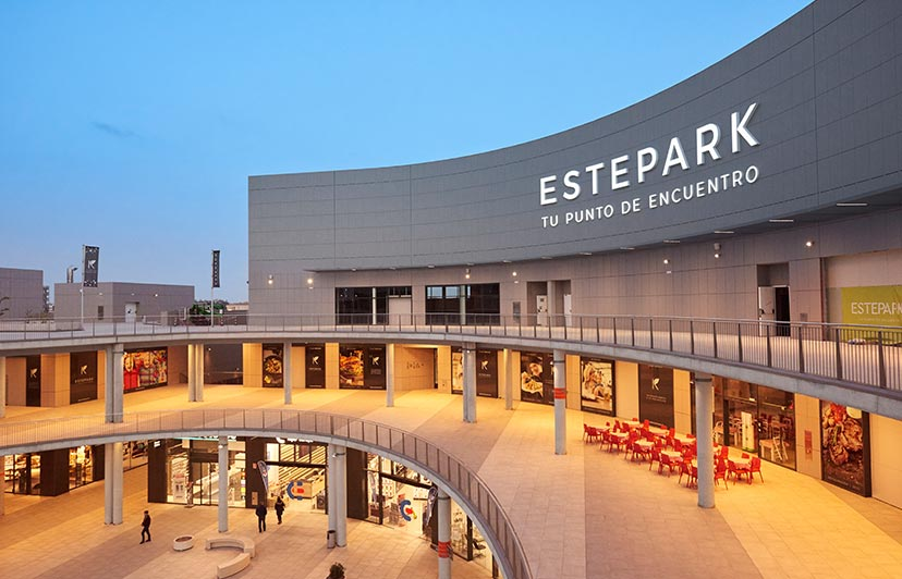 fotografía de iluminación para estepark