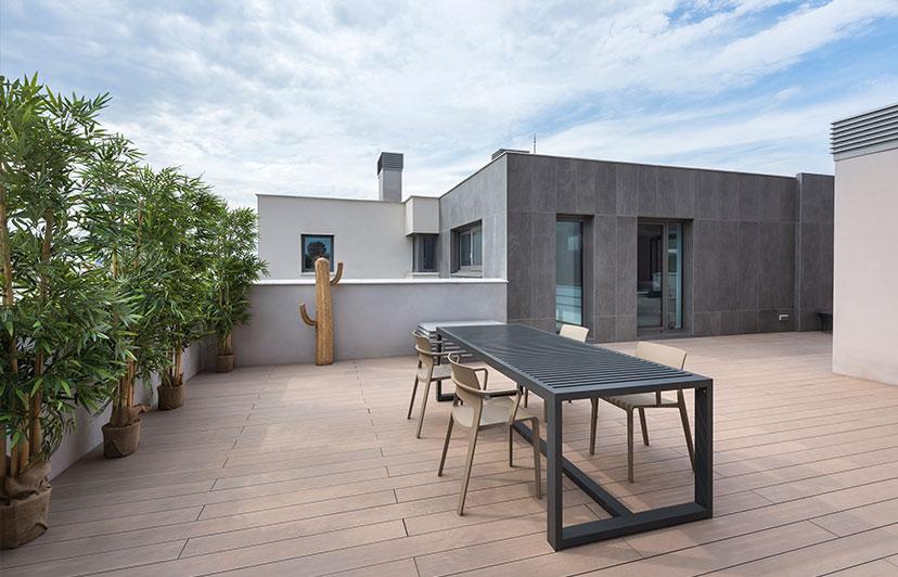 fotografía exterior residencial jardines de la ciudadela
