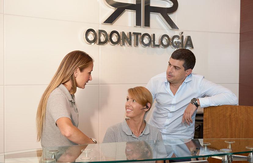 fotografía corporativa para centro odontologico valencia