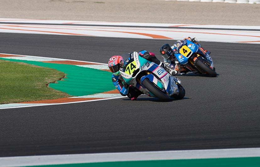 fotografía eventos deportivos moto circuito ricardo tormo cheste