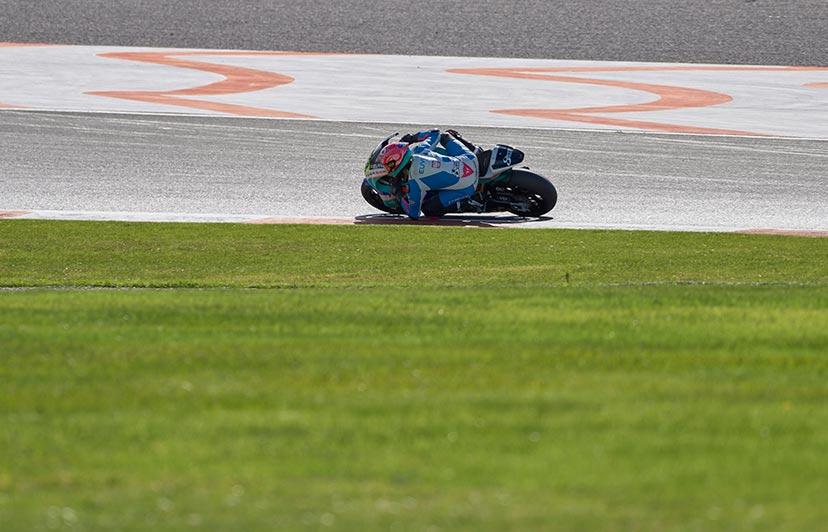 fotografía eventos deportivos moto circuito ricardo tormo valencia