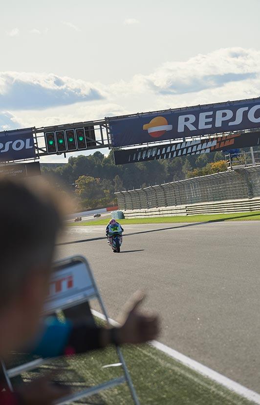 fotografía eventos deportivos motociclismo cheste valencia