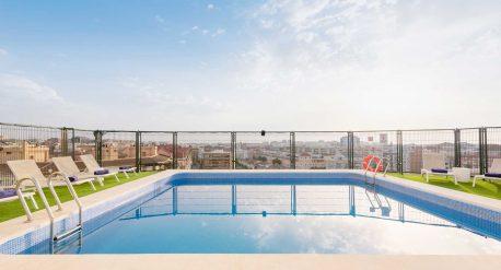 fotografía para hoteles eurostars rey don jaime valencia