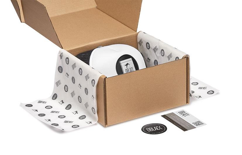 fotografía ecommerce gorras packaging