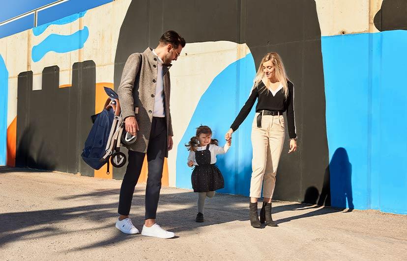 fotografía para campaña publicidad empresas puericultura