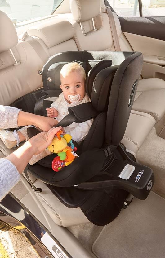 fotografía para sillas de coche para bebes