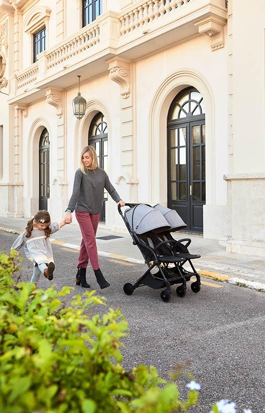 fotografía para sillas de paseo puericultura