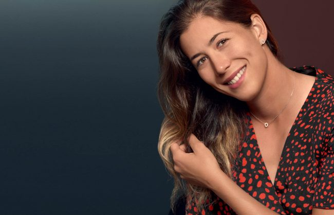servana jewelry garbine muguruza