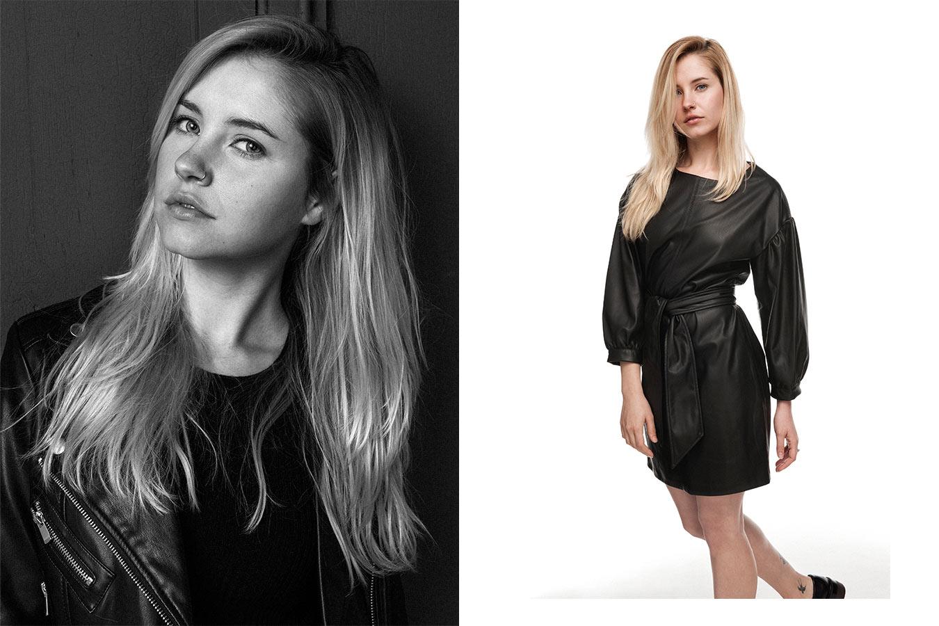 books de fotos para modelos, actores y actrices