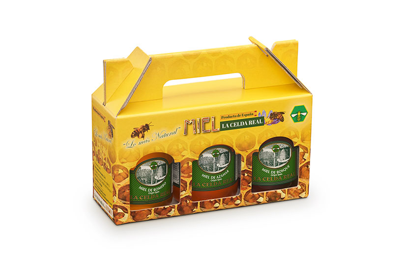fotografía de mieles producto alimentación para amazon