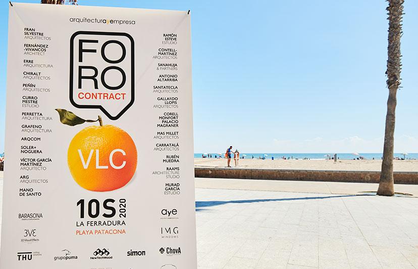 foro contract arquitectura y empresa valencia 2020
