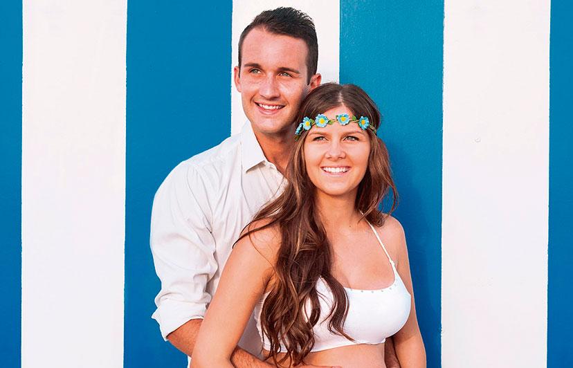 sesión fotos parejas en valencia