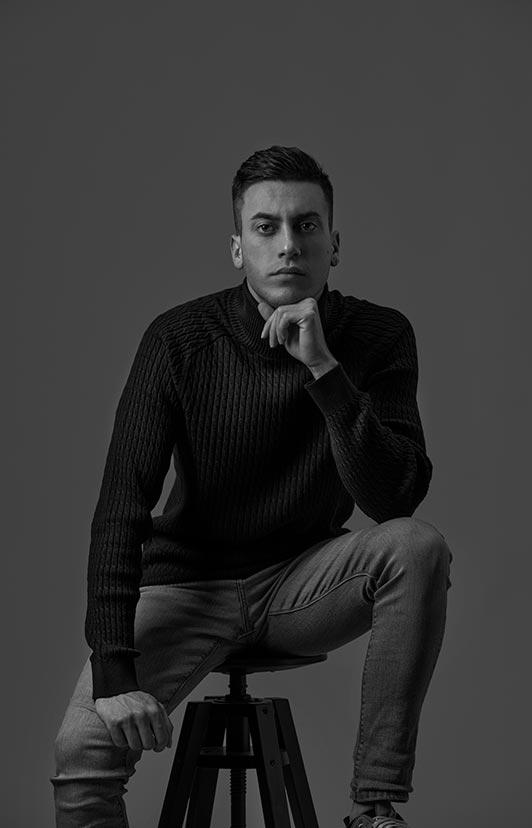 fotógrafo actores jose camacho