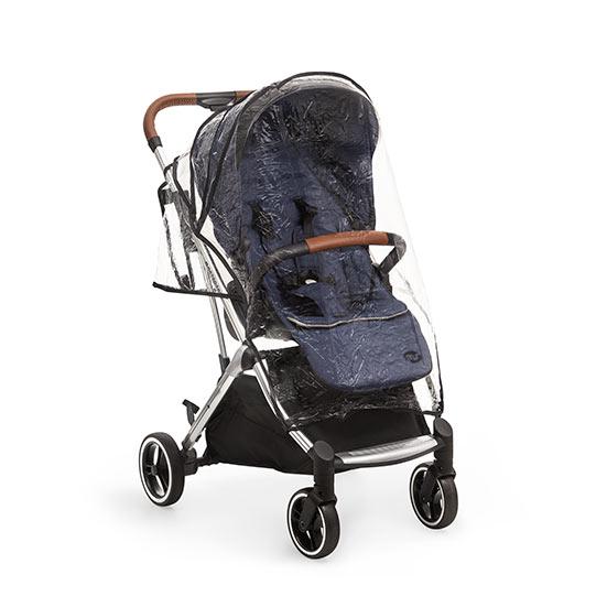 fotografía ecommerce silla paseo bebe chubasquero lluvia