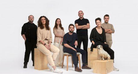 fotografía corporativa equipo diseño