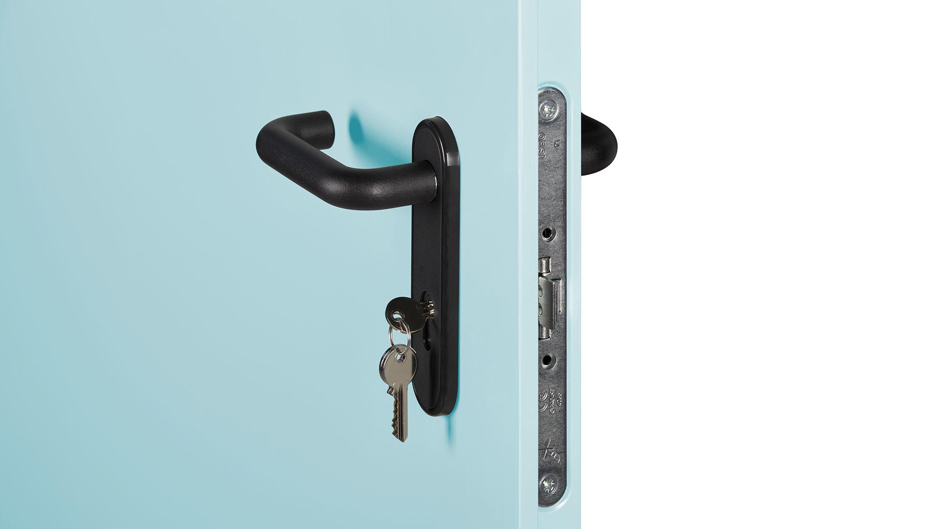 fotografía producto industrial puertas y herrajes