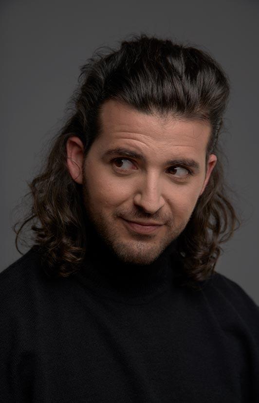 fotografía para book castings actores