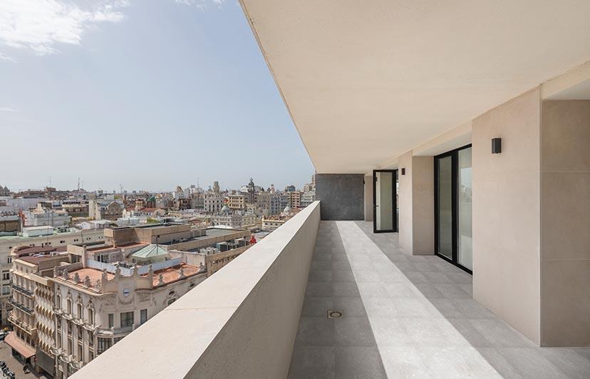 fotografía viviendas lujo valencia