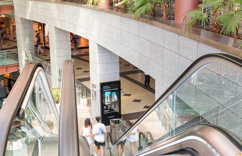 fotógrafo publicidad exterior centros comerciales valencia